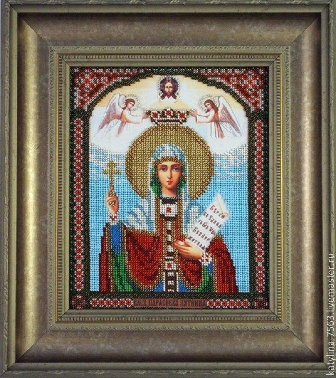Великомученица Параскева Пятница, Иконы, Санкт-Петербург,  Фото №1