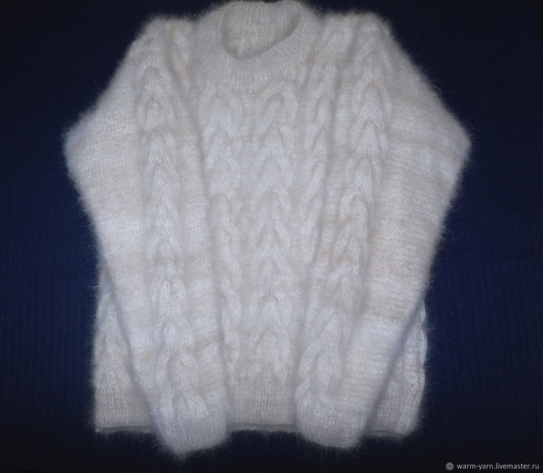 Women's knitted sweater, Sweaters, Klin,  Фото №1
