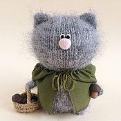 Куклы и игрушки handmade. Livemaster - original item Kitty Mushroom.. Handmade.