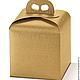 Новый год 2017 ручной работы. Коробка подарочная со встречным клапаном. Элитная подарочная упаковка. Ярмарка Мастеров. Коробка для подарка