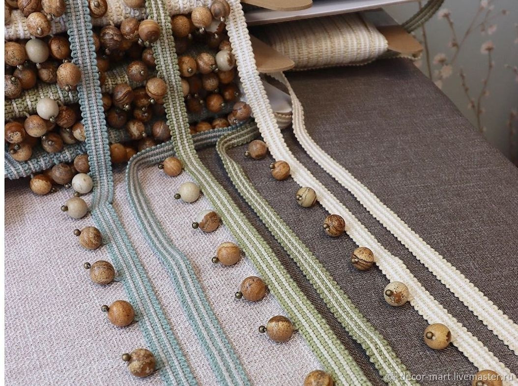 Braid with stones, Sewing trim, Moscow,  Фото №1