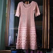 Одежда ручной работы. Ярмарка Мастеров - ручная работа платье Ванессы Монторо. Handmade.