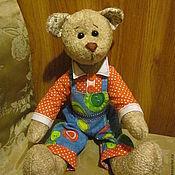 Куклы и игрушки handmade. Livemaster - original item Bear Three. Handmade.