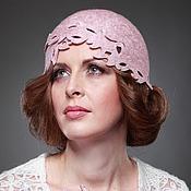 """Аксессуары ручной работы. Ярмарка Мастеров - ручная работа """"Либерти"""" шляпка. Handmade."""