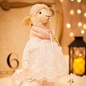 Куклы и игрушки ручной работы. Ярмарка Мастеров - ручная работа Овечка  Andre. Handmade.