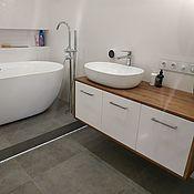 Тумбы ручной работы. Ярмарка Мастеров - ручная работа Тумба в ванную. Handmade.