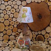 Для дома и интерьера ручной работы. Ярмарка Мастеров - ручная работа Девочка и совы. Handmade.