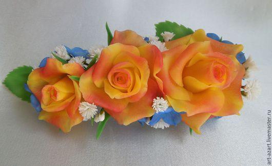 Цветы ручной работы Портнова Римма! :) FlowersDivo