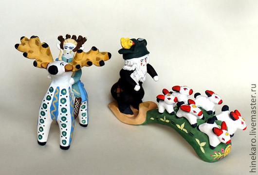 Сказочные персонажи ручной работы. Ярмарка Мастеров - ручная работа. Купить Дымка Средиземья. Handmade. Дымка, толкин, фэнтези