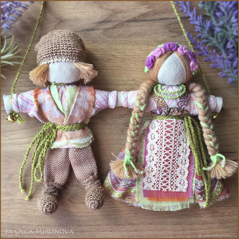 Неразлучники, Куклы, Санкт-Петербург, Фото №1