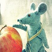 Куклы и игрушки ручной работы. Ярмарка Мастеров - ручная работа Mr. Мышь, Хранитель ключа. Handmade.