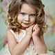 Одежда для девочек, ручной работы. Платье роза любви-карамель. Marussia / Маруся. Ярмарка Мастеров. Платье нарядное