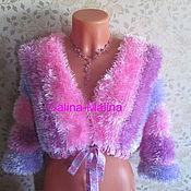 Одежда handmade. Livemaster - original item Bolero Chic