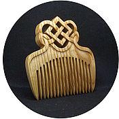 Сувениры и подарки handmade. Livemaster - original item Combs: Oberezhny wooden crest MAKOSH small. Handmade.