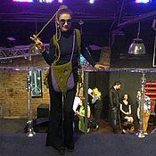 Аксессуары ручной работы. Ярмарка Мастеров - ручная работа в стиле панк- фрик. Handmade.