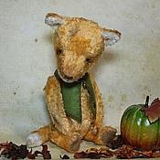 Куклы и игрушки ручной работы. Ярмарка Мастеров - ручная работа Лис Фокс. Handmade.