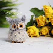 Куклы и игрушки handmade. Livemaster - original item Owlet