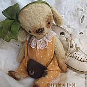 """Куклы и игрушки ручной работы. Ярмарка Мастеров - ручная работа Собачка """"Соня"""". Handmade."""