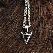 Русский стиль handmade. Livemaster - original item The Symbol Of Veles. Handmade.