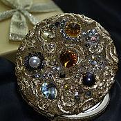 Для дома и интерьера handmade. Livemaster - original item Pocket mirror