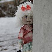 Куклы и игрушки ручной работы. Ярмарка Мастеров - ручная работа Зимнии забавы. Handmade.