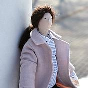 Куклы и игрушки ручной работы. Ярмарка Мастеров - ручная работа Городское утро. Первый лучик.. Handmade.