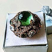Украшения handmade. Livemaster - original item Ring Luxury amethyst 925. Handmade.