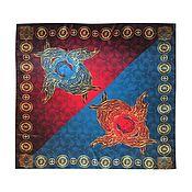Фен-шуй и эзотерика handmade. Livemaster - original item Shawl Seraphim and Cherubim – Angels of Heaven. Handmade.