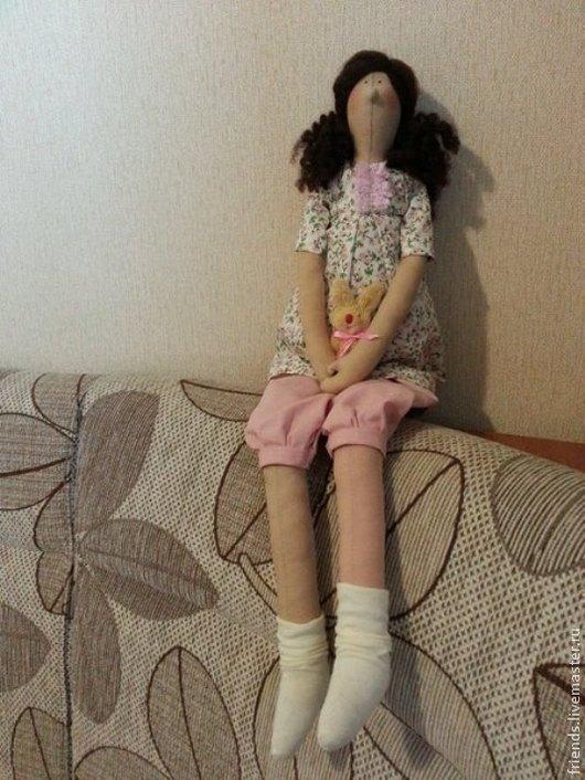 Куклы Тильды ручной работы. Ярмарка Мастеров - ручная работа. Купить Тильда -кукла Агата. Handmade. Игрушка ручной работы