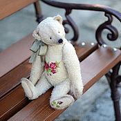 Куклы и игрушки ручной работы. Ярмарка Мастеров - ручная работа Авторский коллекционный мишка Элизабет, 38 см. Handmade.