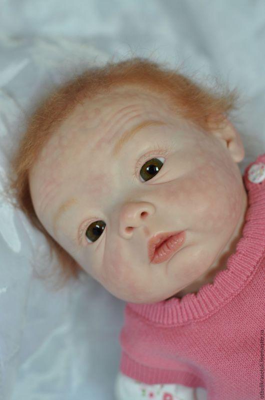 Куклы-младенцы и reborn ручной работы. Ярмарка Мастеров - ручная работа. Купить Софийка. Handmade. Комбинированный, красотули от були