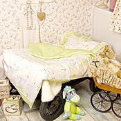 Детское постельное белье Веселый зоопарк
