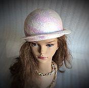 Аксессуары handmade. Livemaster - original item Hat cloche Venuse. Handmade.