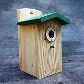 Для дома и интерьера handmade. Livemaster - original item Wooden blueberry for birds