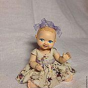 Куклы и игрушки ручной работы. Ярмарка Мастеров - ручная работа Верочка (продано). Handmade.