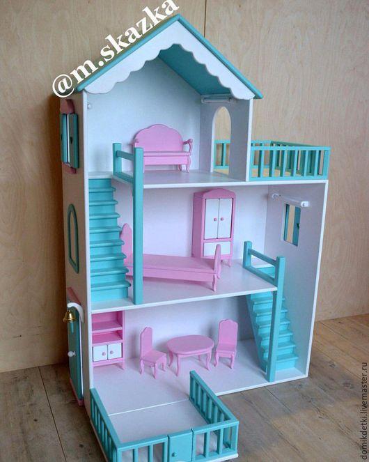 Кукольный домик краткое