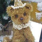 Куклы и игрушки ручной работы. Ярмарка Мастеров - ручная работа Бруно- большой медведь тедди. Handmade.