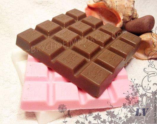 """Мыло ручной работы. Ярмарка Мастеров - ручная работа. Купить Мыло для рук """"Шоколадка"""". Handmade. Мыло ручной работы"""