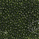 940  Silver-Lined Olivine          прозрачный оливковый