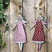 """Куклы и игрушки ручной работы. Ярмарка Мастеров - ручная работа Кукла тильда """"Принцесса-ангел"""". Handmade."""