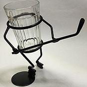 Посуда handmade. Livemaster - original item Stand under the glass