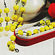"""Комплекты украшений ручной работы. Ярмарка Мастеров - ручная работа. Купить Комплект бусы, браслет, серьги """"Воспоминание о лете"""". Handmade."""