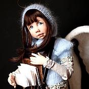 Куклы и игрушки ручной работы. Ярмарка Мастеров - ручная работа Ангел-почтальон. Handmade.