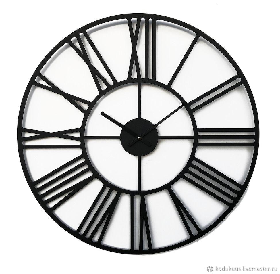 """Часы настенные 60см """"Rooma"""", Часы классические, Санкт-Петербург,  Фото №1"""