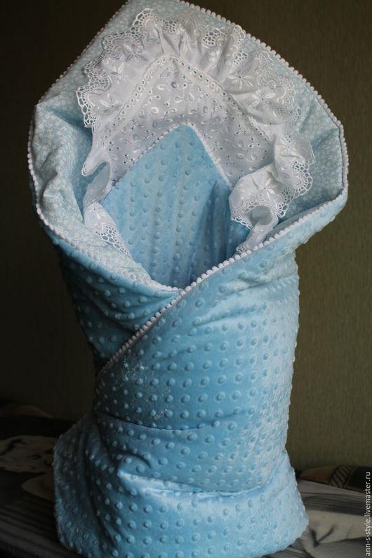 Одеяло на выписку для вашего малыша!