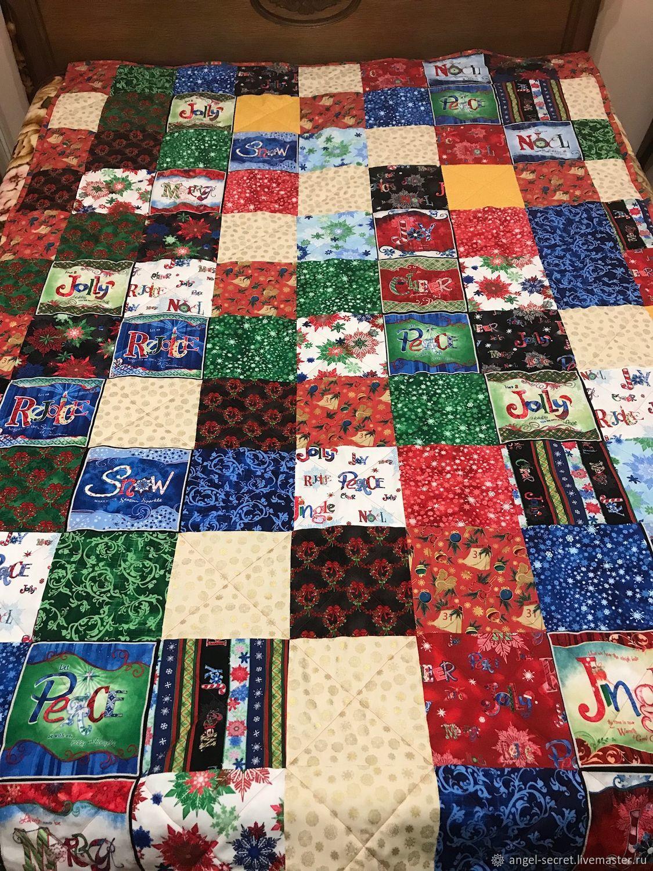 Christmas Blanket, Blankets, Rostov-on-Don,  Фото №1