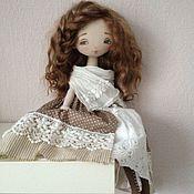 Куклы и игрушки ручной работы. Ярмарка Мастеров - ручная работа Кукла Тростинка Моник. Handmade.