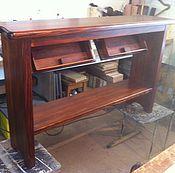 Для дома и интерьера ручной работы. Ярмарка Мастеров - ручная работа Стол с секретными ящиками. Handmade.
