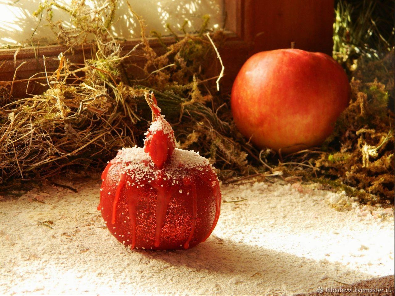 Свеча Искушение, Новогодние сувениры, Кисловодск,  Фото №1