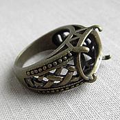 Основа для кольца, размер 18